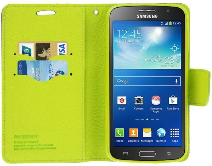 Купить Чехол Mercury Cross Series для Samsung Galaxy Grand 2 (G7102) на wookie.com.ua