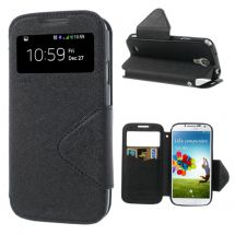 Чехол ROAR Fancy Diary для Samsung Galaxy S4 (i9500) - Black