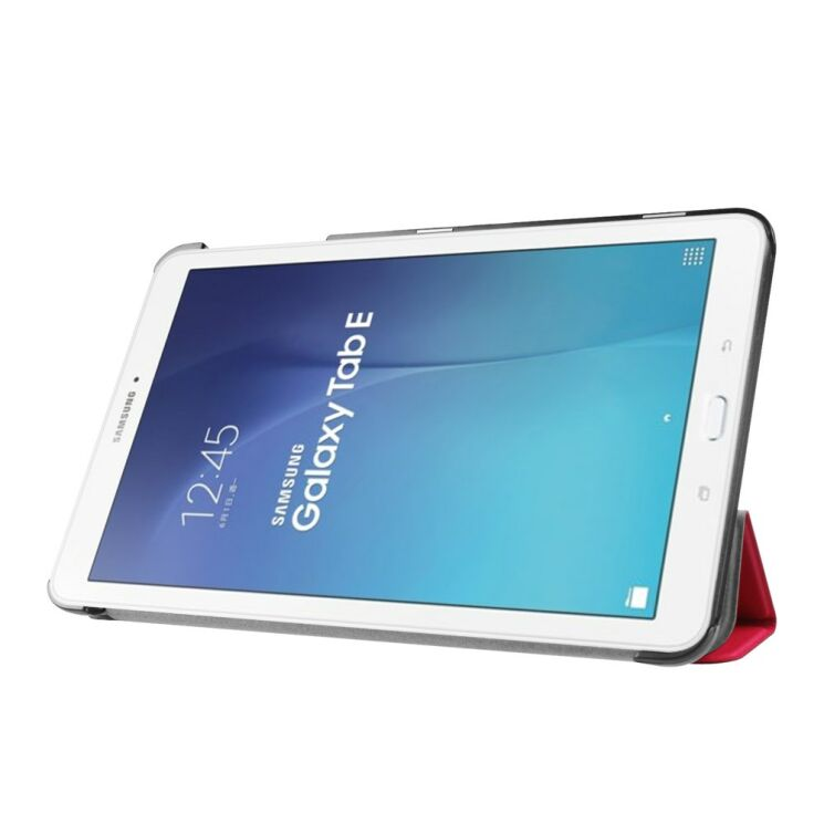 Чехол UniCase Slim для Samsung Galaxy Tab E 9.6 (T560/561) - Red