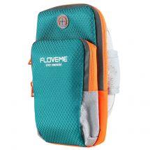 74cd82c93848 ≡ Спортивная сумка на руку FLOVEME Sport Bag для смартфонов - Blue: цена,  обзор - купить на wookie.com.ua