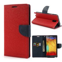 Чехол Mercury Cross Series для Samsung Galaxy Note 3 (N9000) - Red