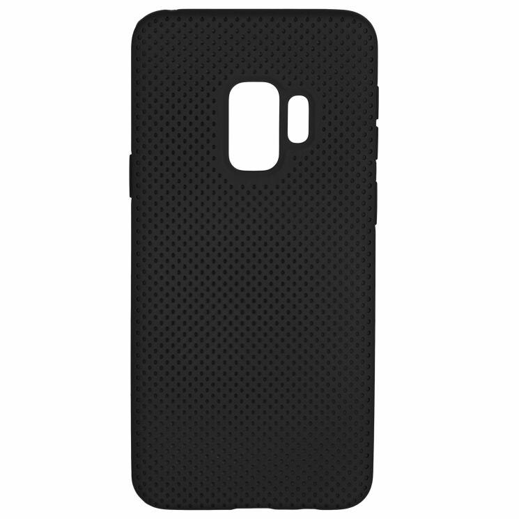 Чехол-накладка 2E Dots для Samsung Galaxy S9 SM-G960 Navy
