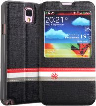 Чехол Yoobao Fashion для Samsung Galaxy Note 3 (N9000) - Black