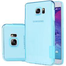 Силиконовая накладка NILLKIN Nature TPU для Samsung Galaxy Note 5 (N920) - Blue