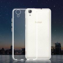 Силиконовый чехол Deexe UltraThin для Huawei Y6 II