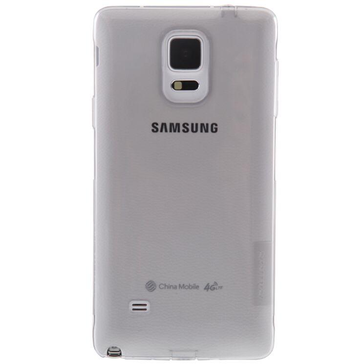Купить Силиконовая накладка NILLKIN Nature TPU для Samsung Galaxy Note 4  (N910) на wookie ... eb1e06b5c3c5e
