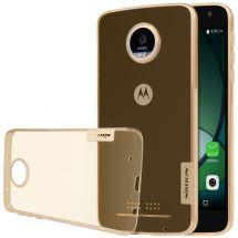 Купить Силиконовый (TPU) чехол NILLKIN Nature для Motorola Moto Z Play на wookie.com.ua