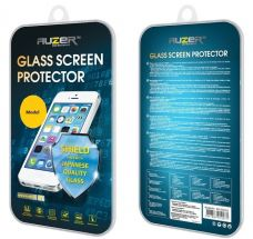 Защитное стекло Auzer Glass Shield для Samsung Galaxy S4 (i9500)
